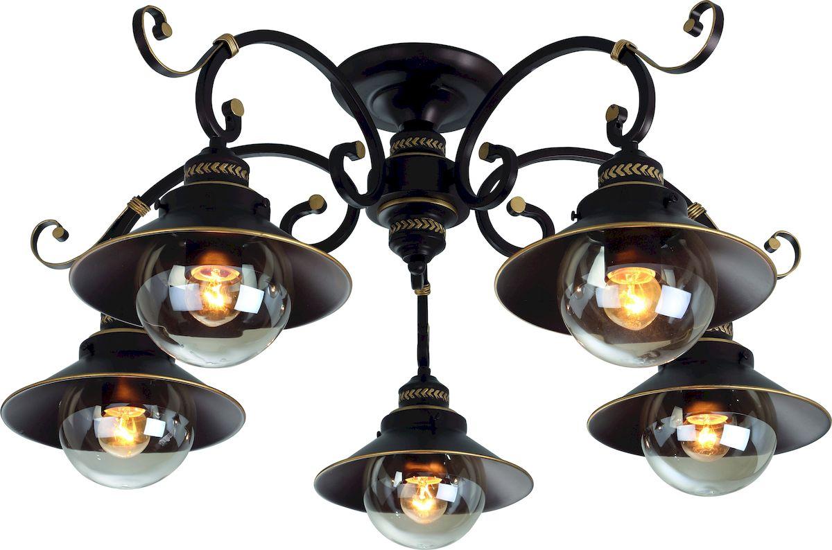Светильник потолочный Arte Lamp GRAZIOSO A4577PL-5CKA4577PL-5CK