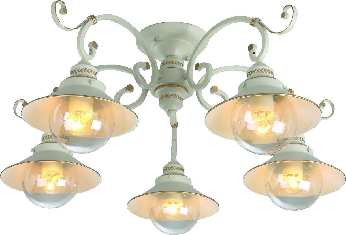 Светильник потолочный Arte Lamp GRAZIOSO A4577PL-5WGA4577PL-5WG