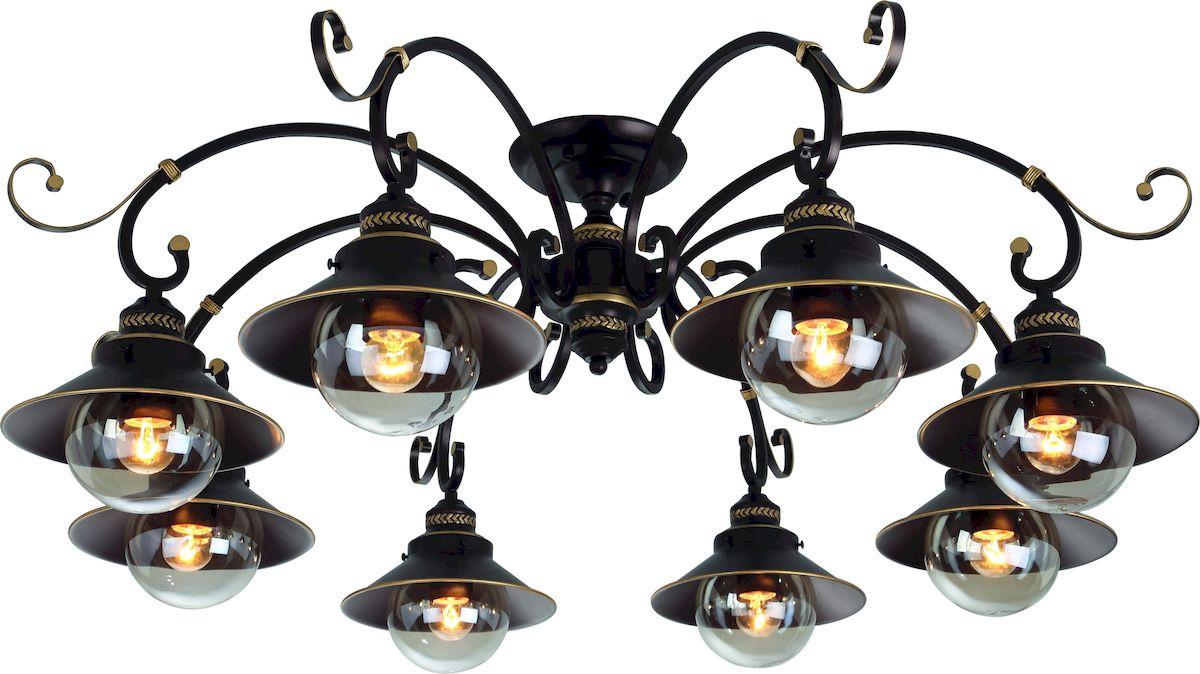 Светильник потолочный Arte Lamp GRAZIOSO A4577PL-8CKA4577PL-8CK