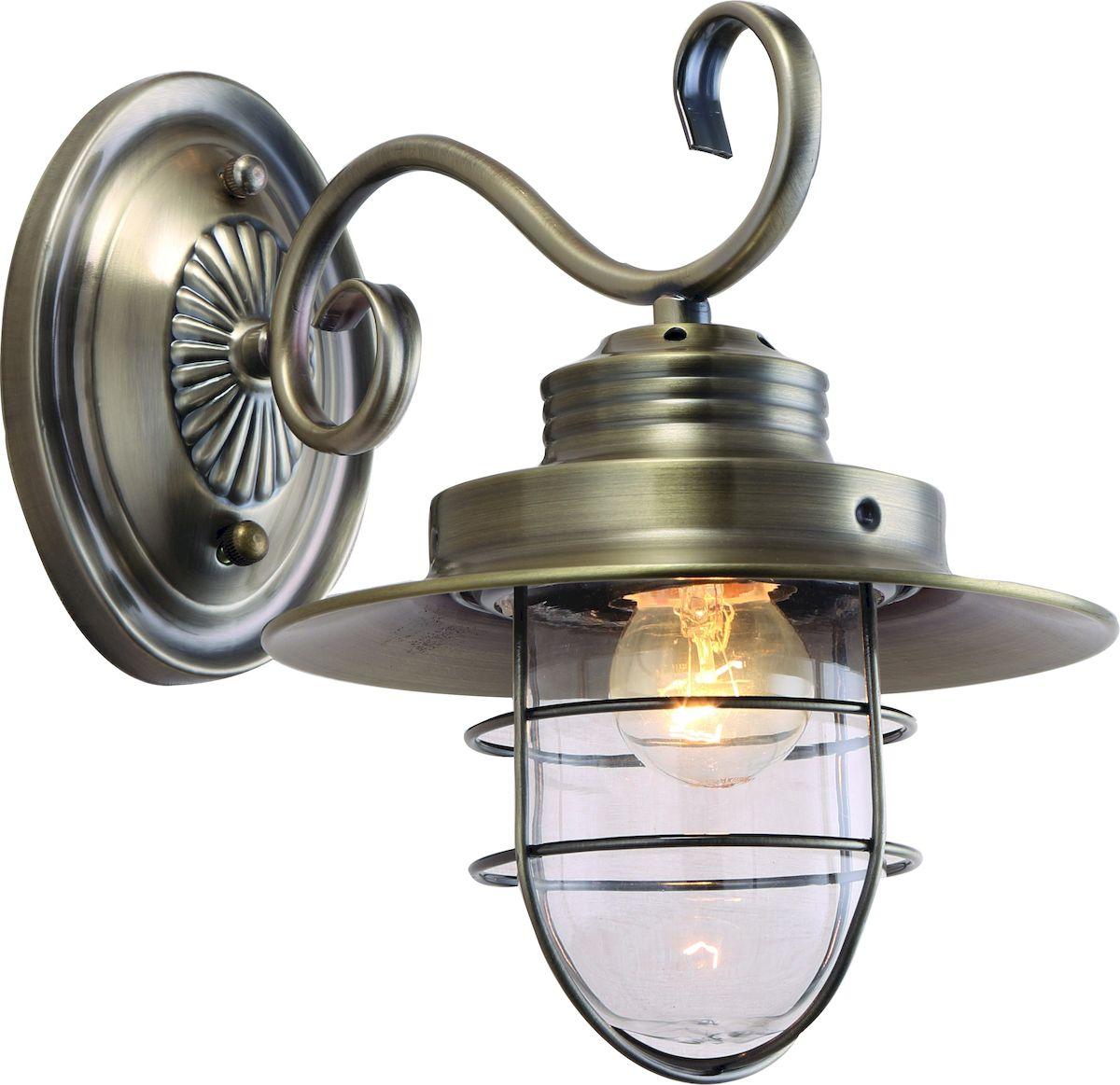 Светильник настенный Arte Lamp LANTERNA A4579AP-1ABA4579AP-1AB