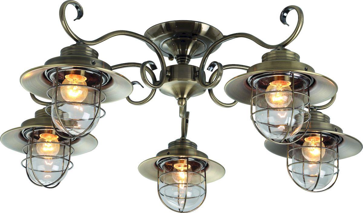 Светильник потолочный Arte Lamp LANTERNA A4579PL-5ABA4579PL-5AB