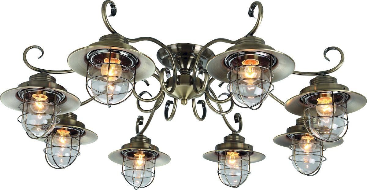 Светильник потолочный Arte Lamp LANTERNA A4579PL-8ABA4579PL-8AB