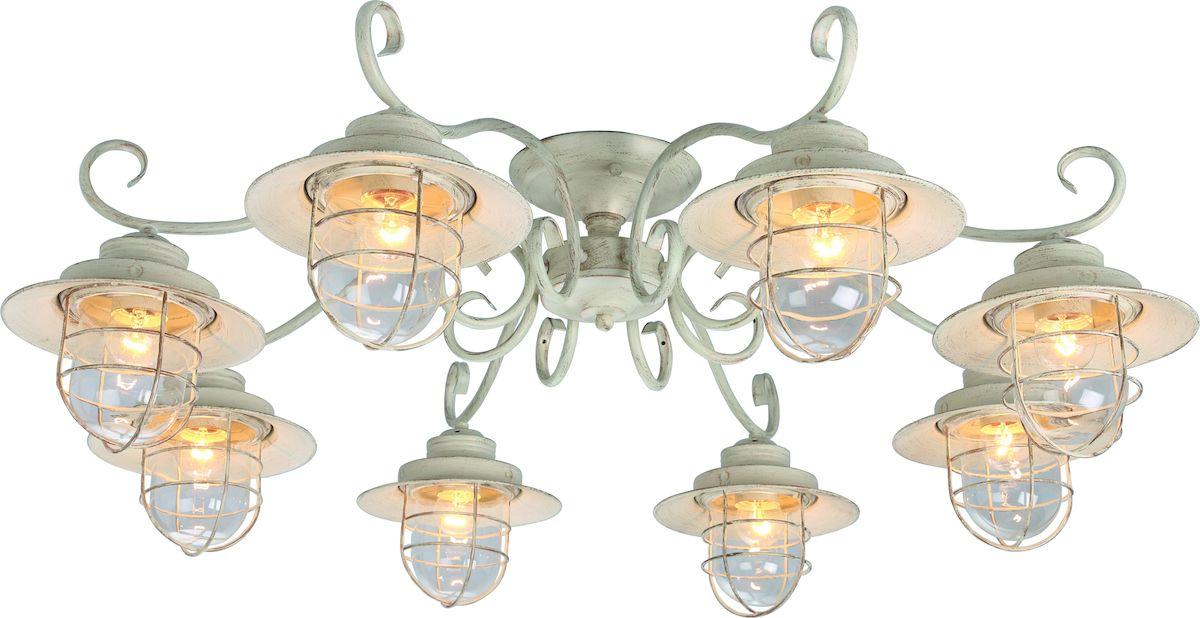 Светильник потолочный Arte Lamp LANTERNA A4579PL-8WGA4579PL-8WG