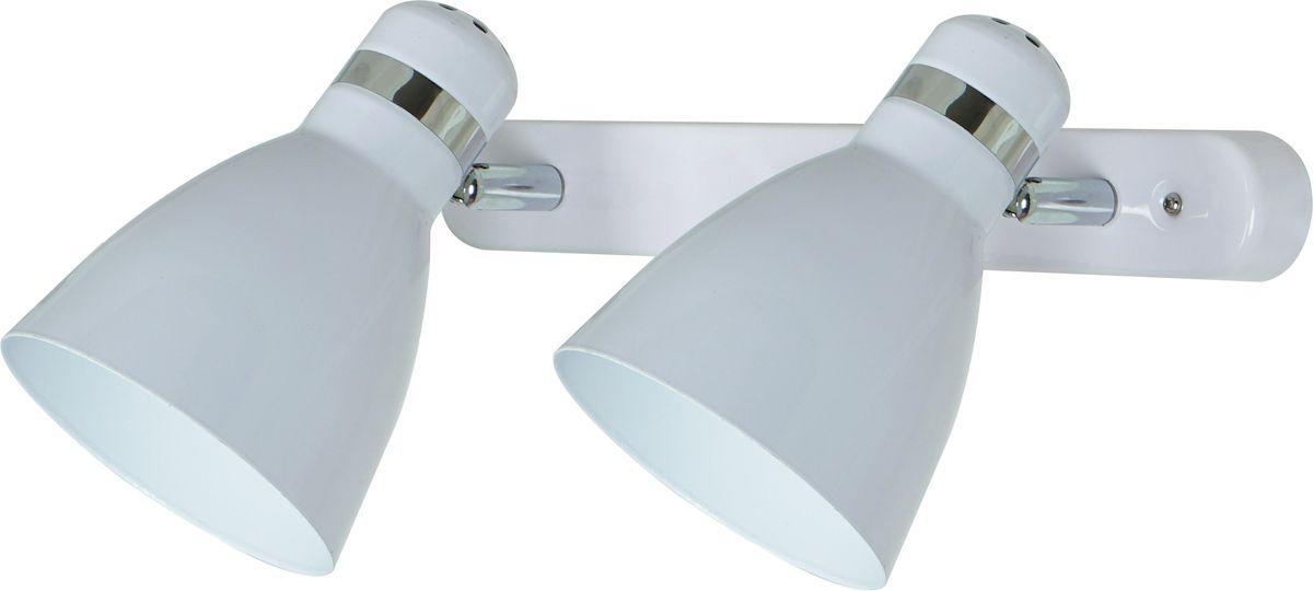 Светильник настенный Arte Lamp MERCOLED A5049AP-2WHA5049AP-2WH