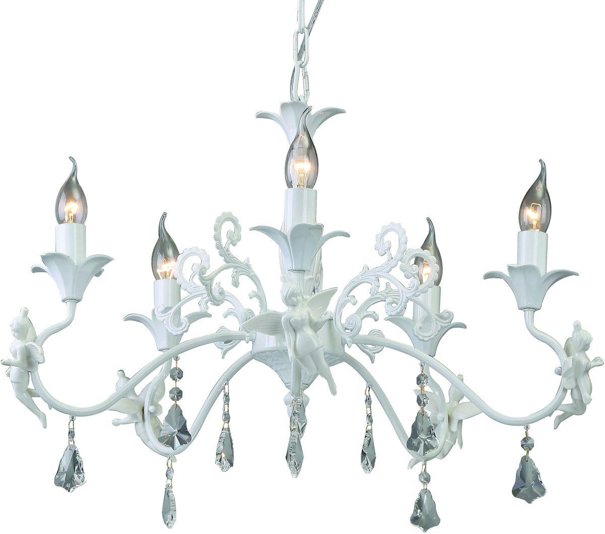 Светильник подвесной Arte Lamp ANGELINA A5349LM-5WHA5349LM-5WH