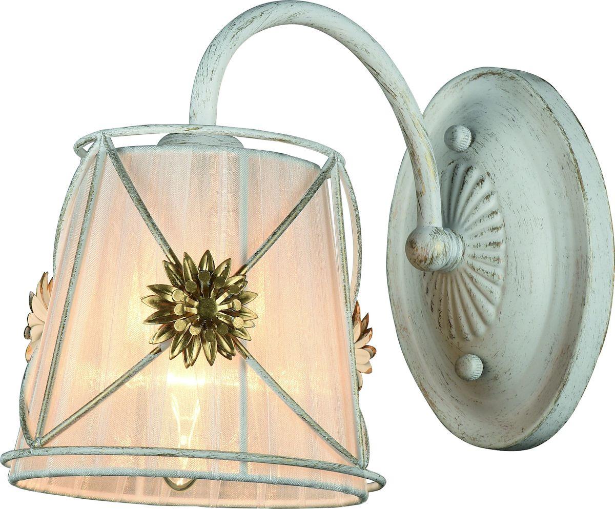Светильник настенный Arte Lamp Fortuna A5495AP-1WGA5495AP-1WG