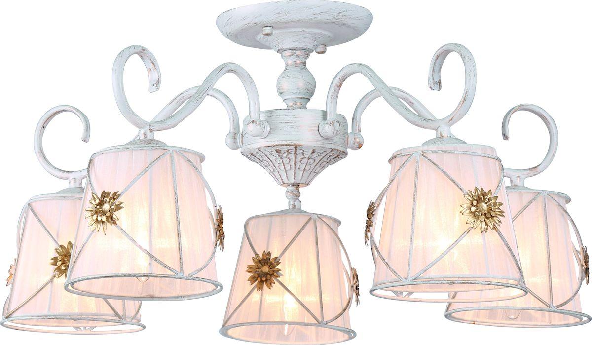 Светильник потолочный Arte Lamp Fortuna A5495PL-5WGA5495PL-5WG