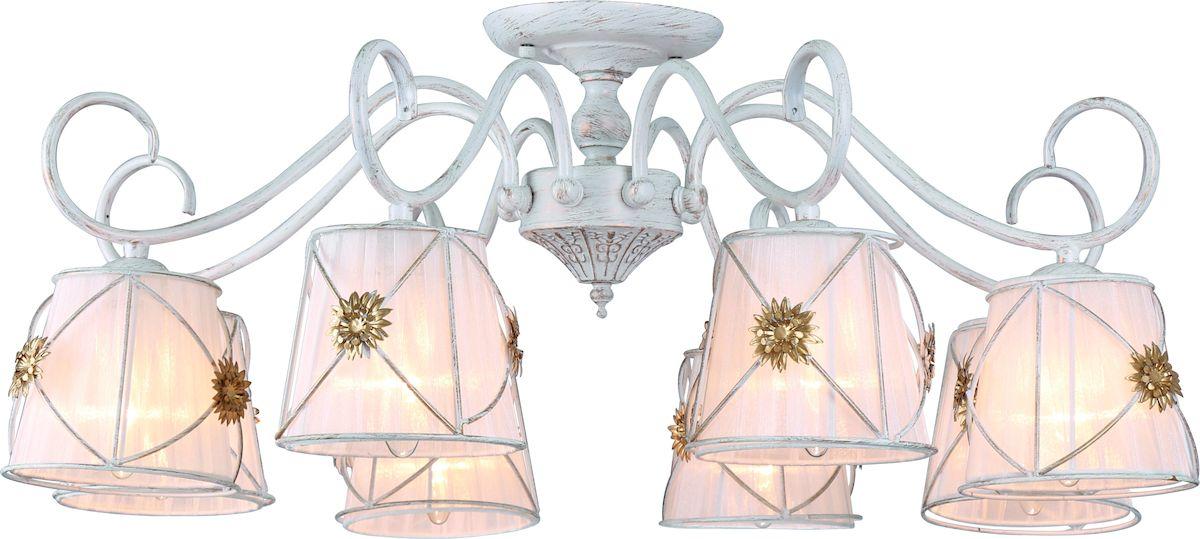 Светильник потолочный Arte Lamp Fortuna A5495PL-8WGA5495PL-8WG