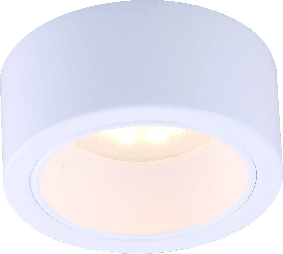 Светильник потолочный Arte Lamp EFFETTO A5553PL-1WHA5553PL-1WH