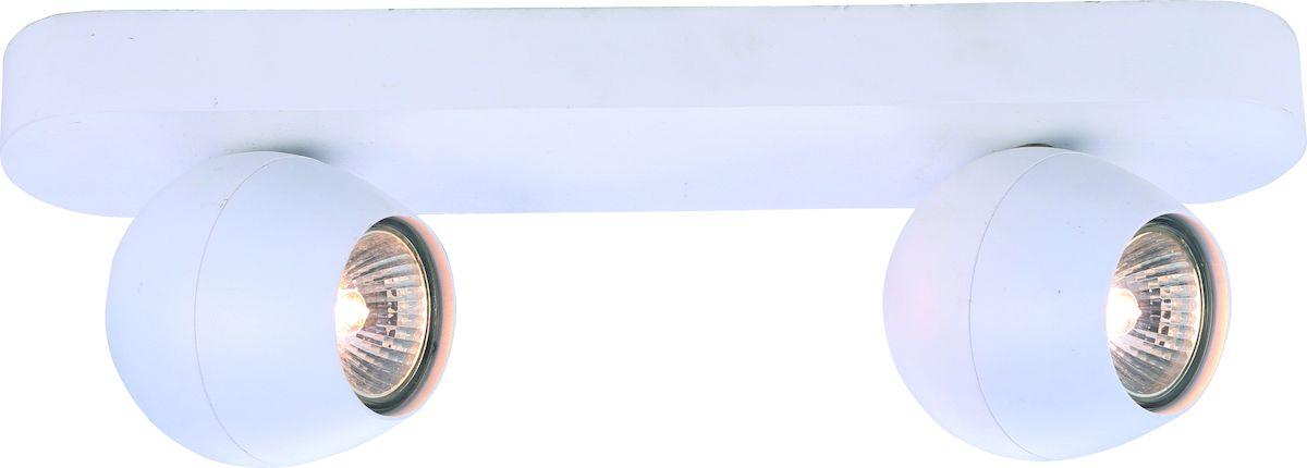 Светильник настенный Arte Lamp SFERA A5781AP-2WHA5781AP-2WH