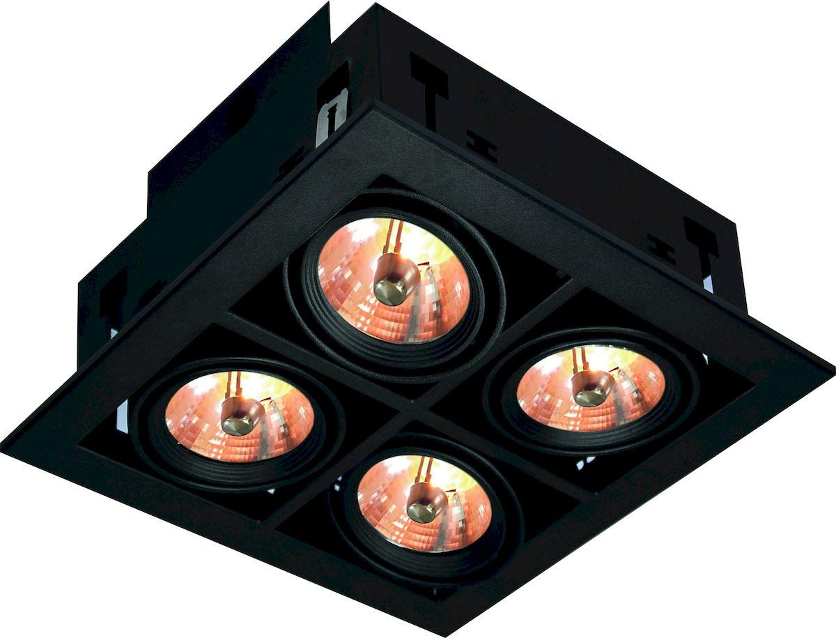 Светильник потолочный Arte Lamp CARDANI A5930PL-4BKA5930PL-4BK