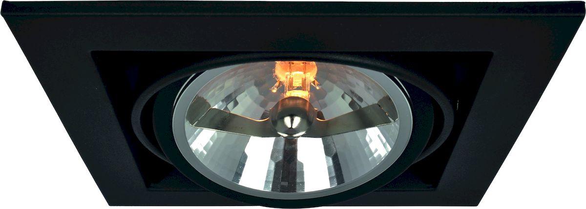 Светильник потолочный Arte Lamp CARDANI A5935PL-1BKA5935PL-1BK