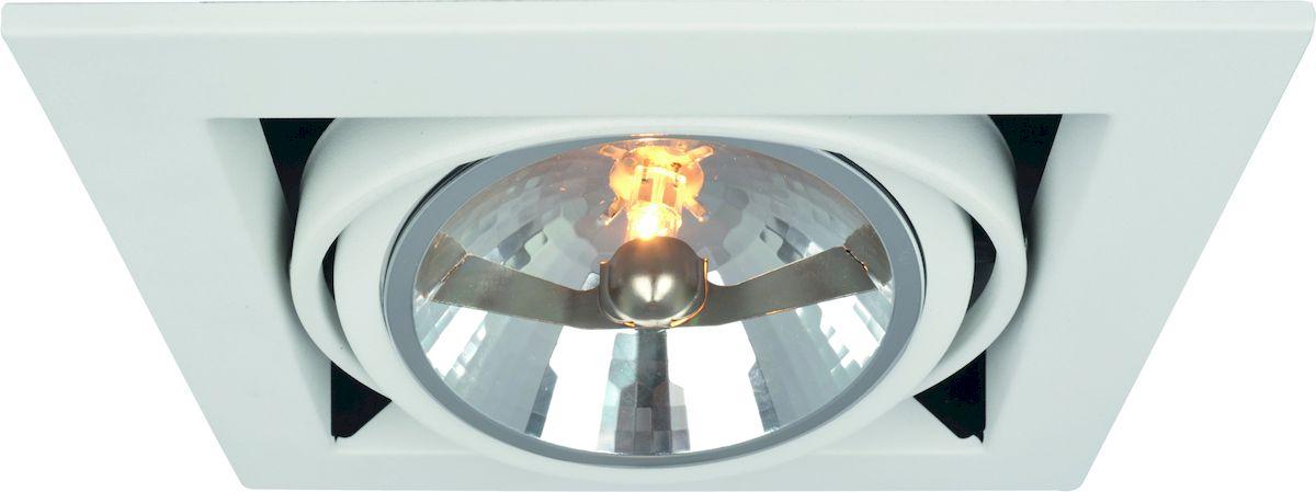 Светильник потолочный Arte Lamp CARDANI A5935PL-1WHA5935PL-1WH