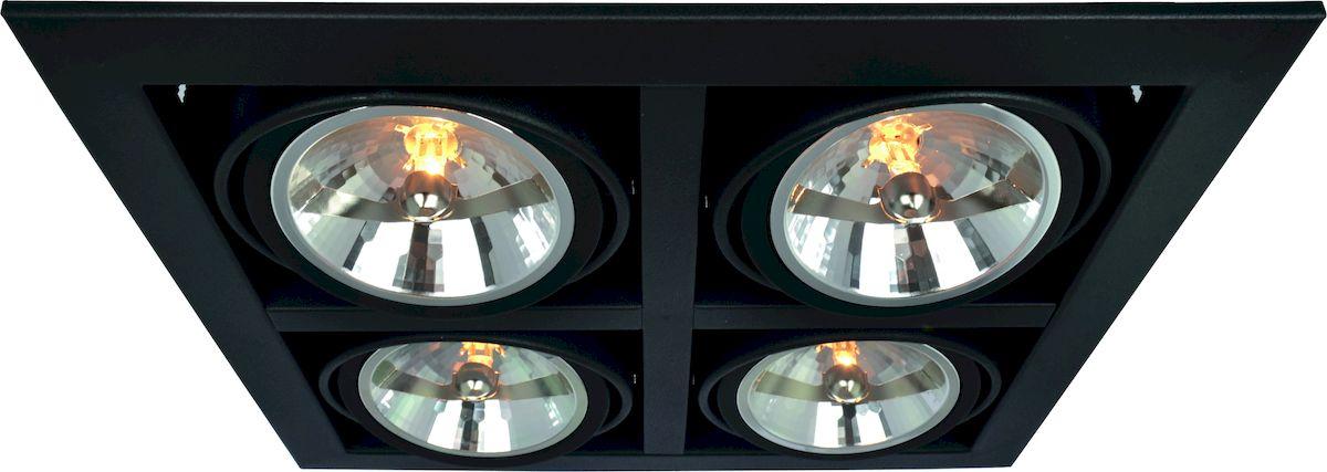 Светильник потолочный Arte Lamp CARDANI A5935PL-4BKA5935PL-4BK