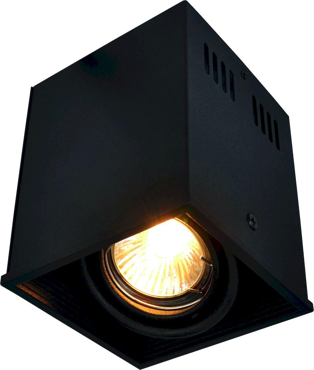 Светильник потолочный Arte Lamp CARDANI A5942PL-1BKA5942PL-1BK
