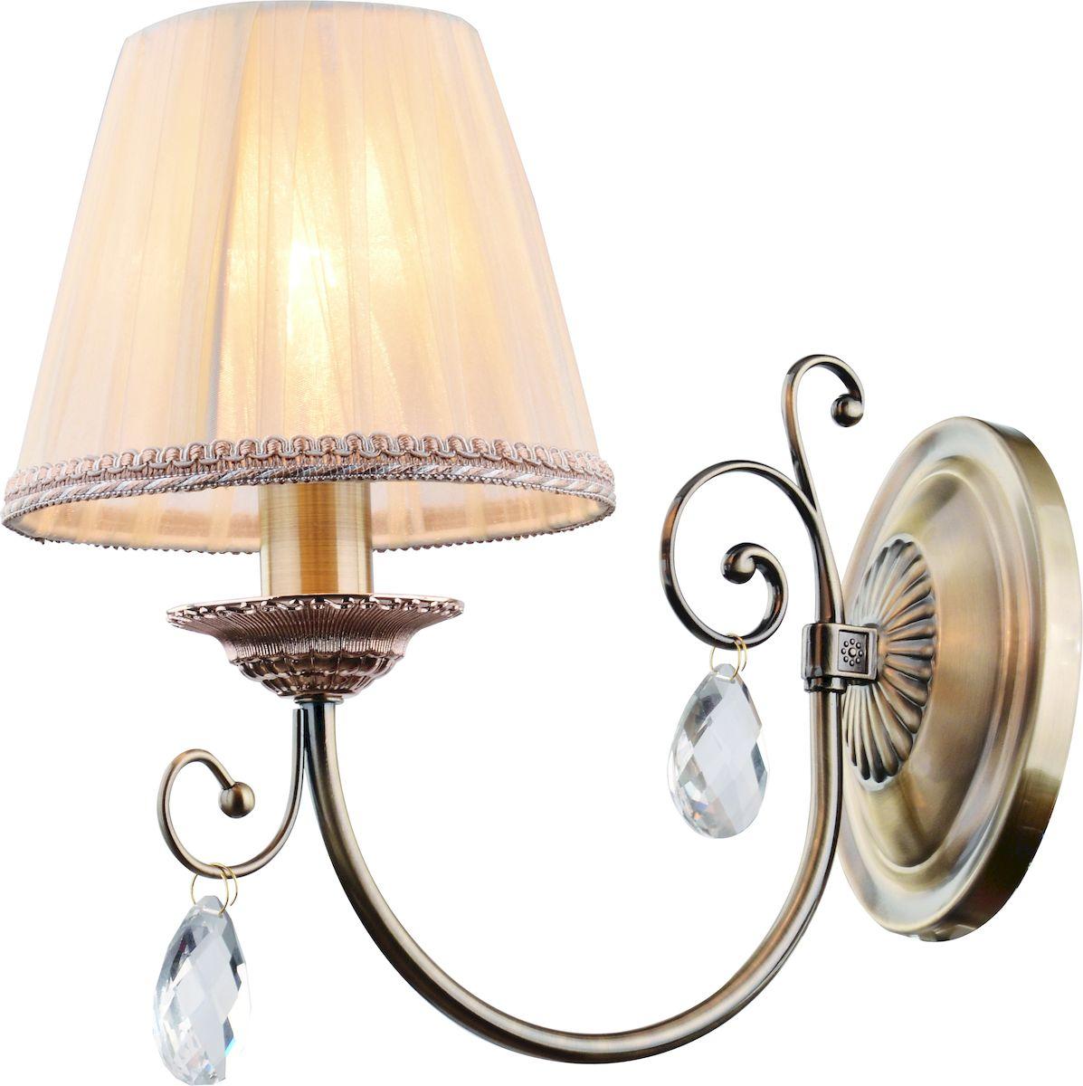 Светильник настенный Arte Lamp VIVIDO A6021AP-1ABA6021AP-1AB