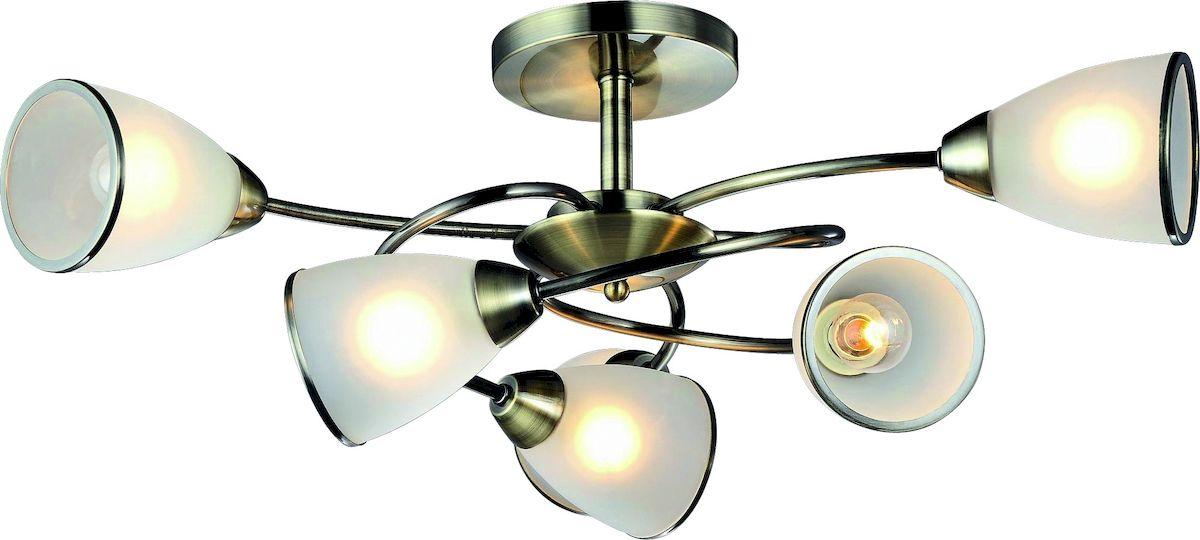 Светильник потолочный Arte Lamp INNOCENTE A6059PL-6ABA6059PL-6AB
