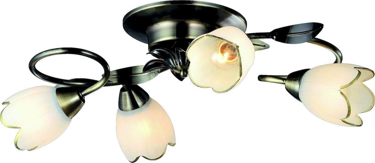 Светильник потолочный Arte Lamp PERCE A6061PL-4ABA6061PL-4AB