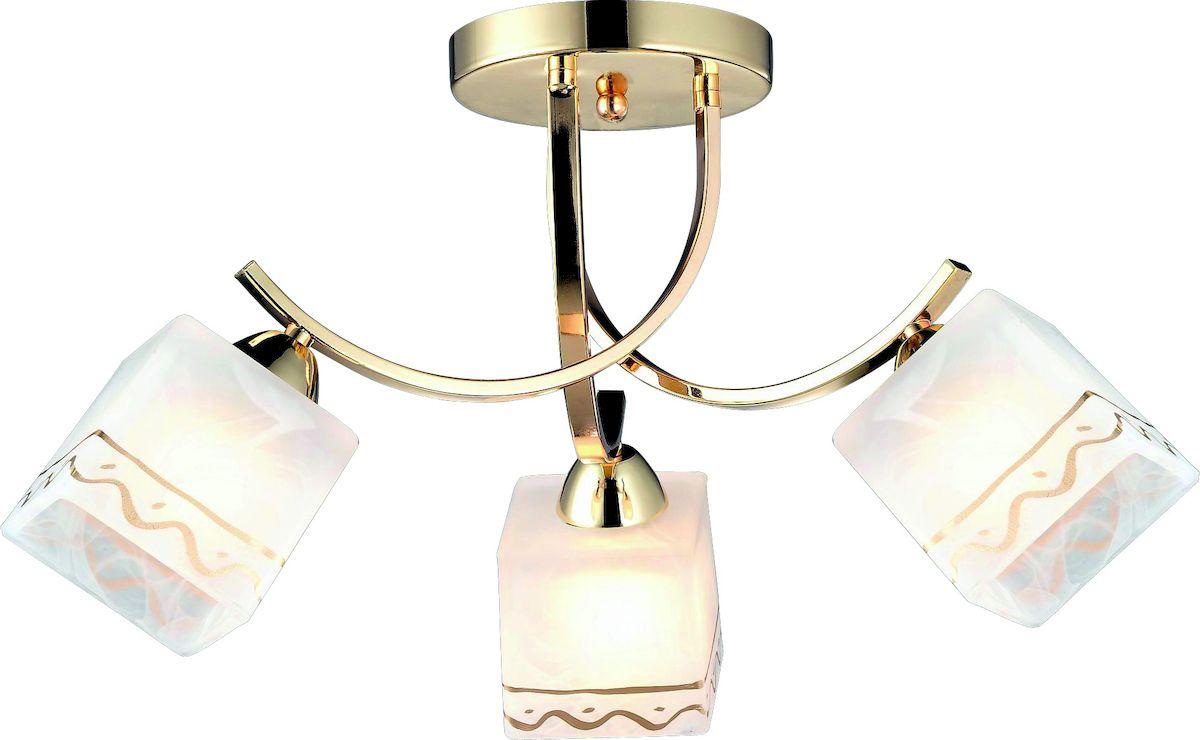 Светильник потолочный Arte Lamp MODELLO A6119PL-3GOA6119PL-3GO