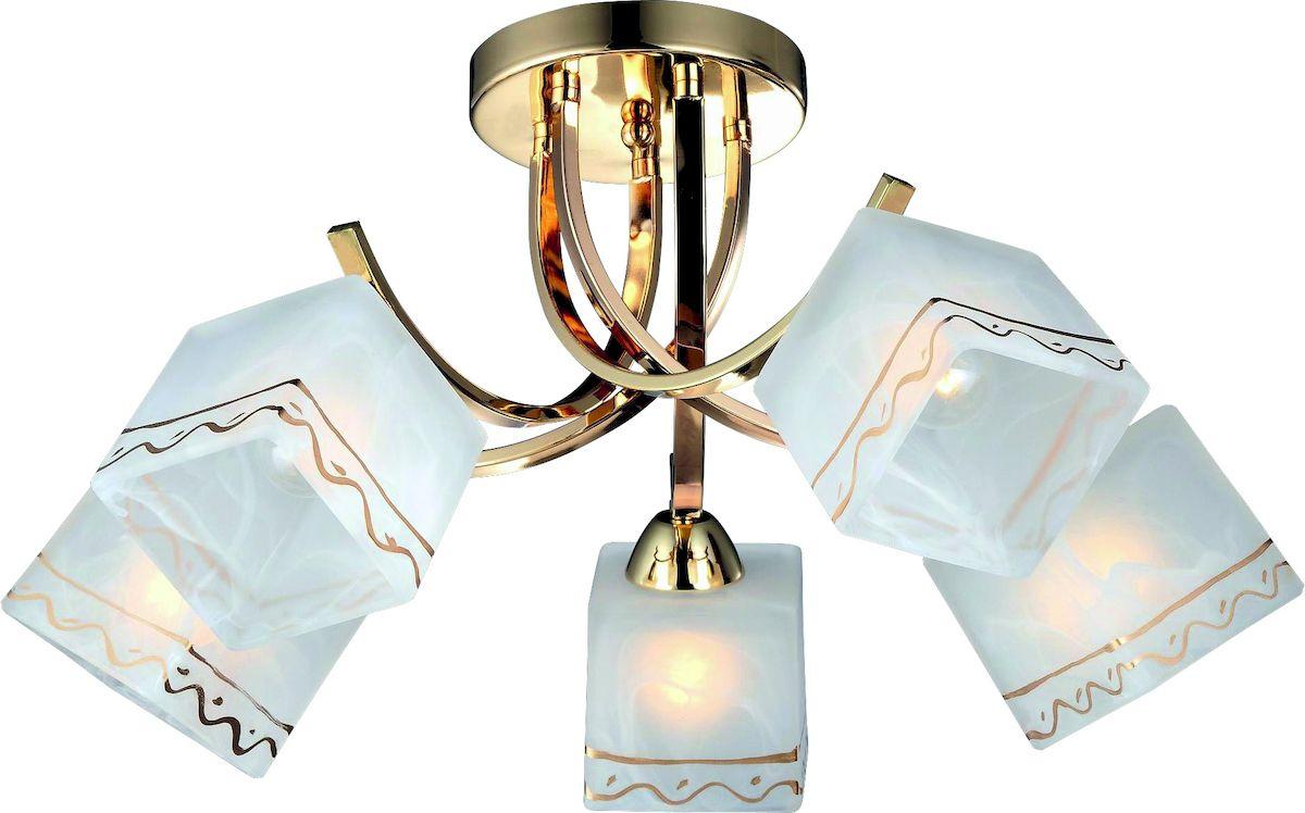 Светильник потолочный Arte Lamp MODELLO A6119PL-5GOA6119PL-5GO