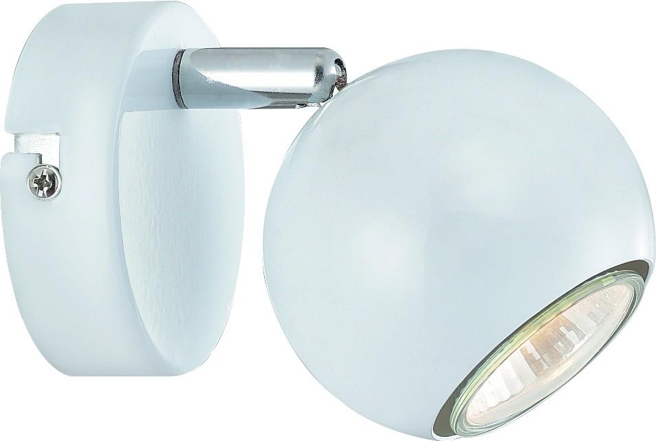 Светильник настенный Arte Lamp PIATTO A6251AP-1WHA6251AP-1WH
