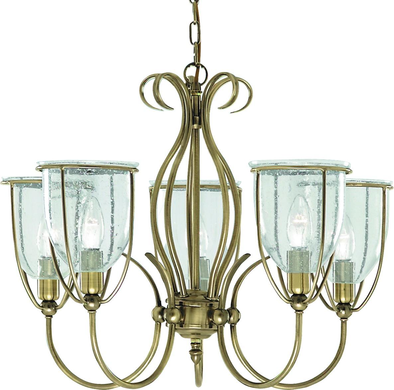 Светильник подвесной Arte Lamp Salvador A6351LM-5ABA6351LM-5AB