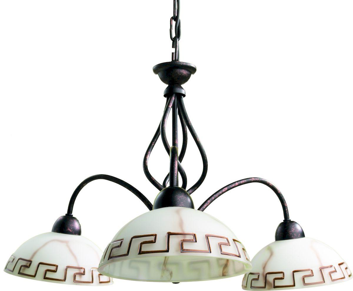 Светильник подвесной Arte Lamp Rustica A6884LM-3BRA6884LM-3BR