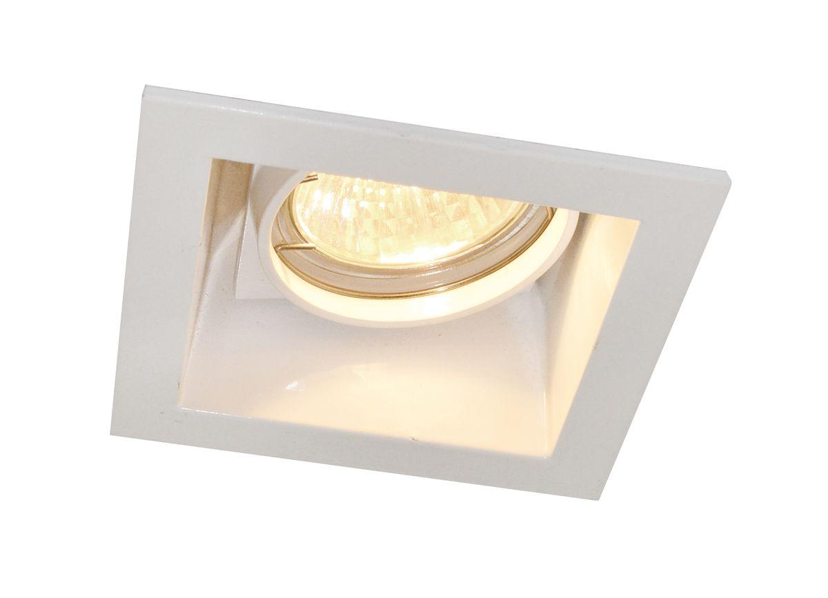 Светильник потолочный поворотный Arte Lamp Cryptic A8050PL-1WH