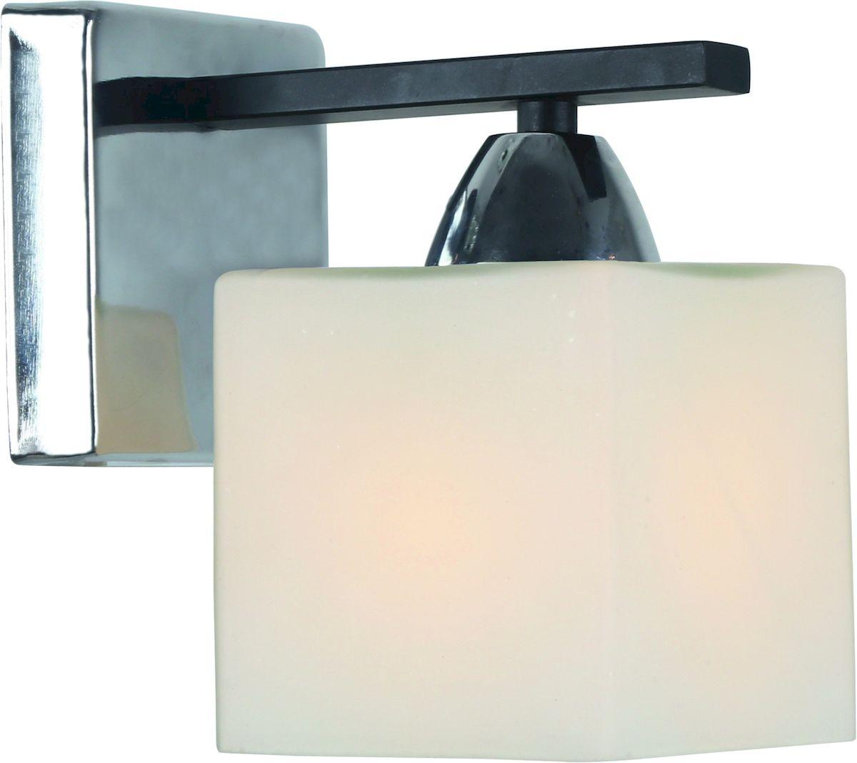Светильник настенный Arte Lamp VISUALE A8165AP-1BKA8165AP-1BK