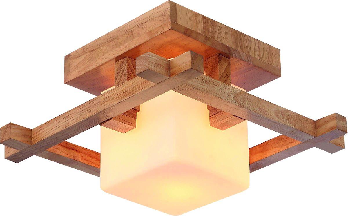 Светильник потолочный Arte Lamp WOODS A8252PL-1BRA8252PL-1BR