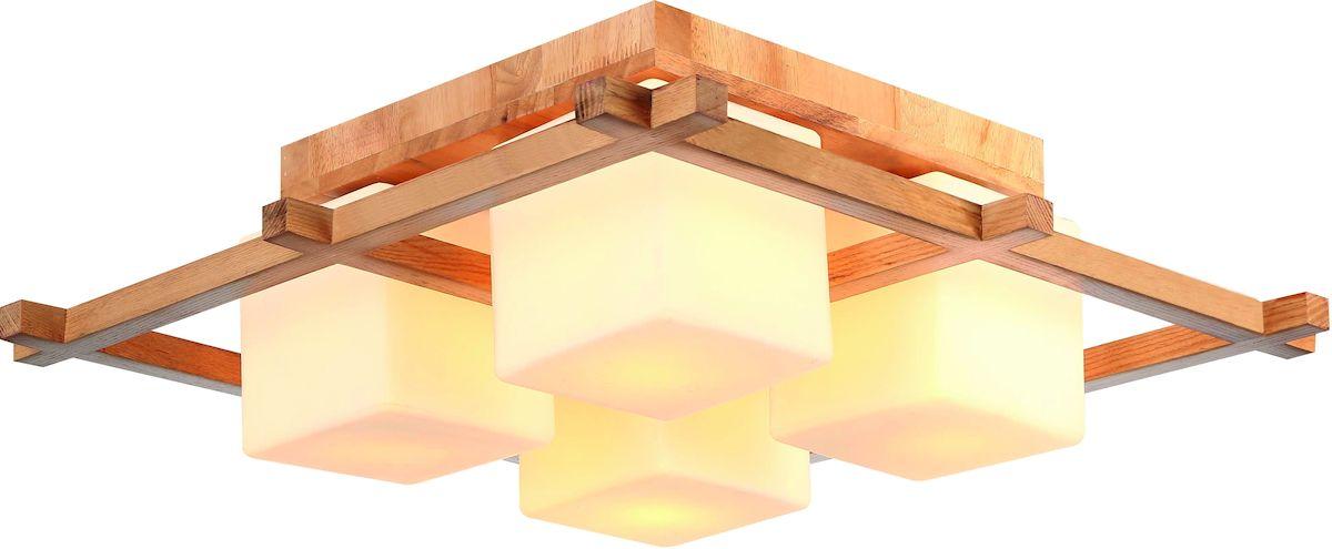 Светильник потолочный Arte Lamp WOODS A8252PL-4BRA8252PL-4BR