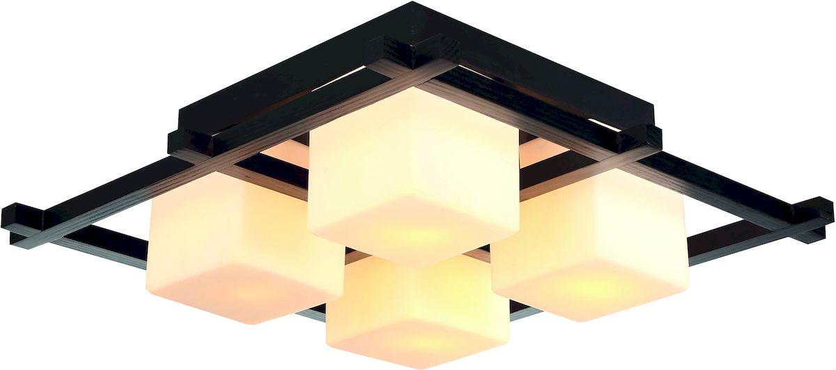Светильник потолочный Arte Lamp WOODS A8252PL-4CKA8252PL-4CK