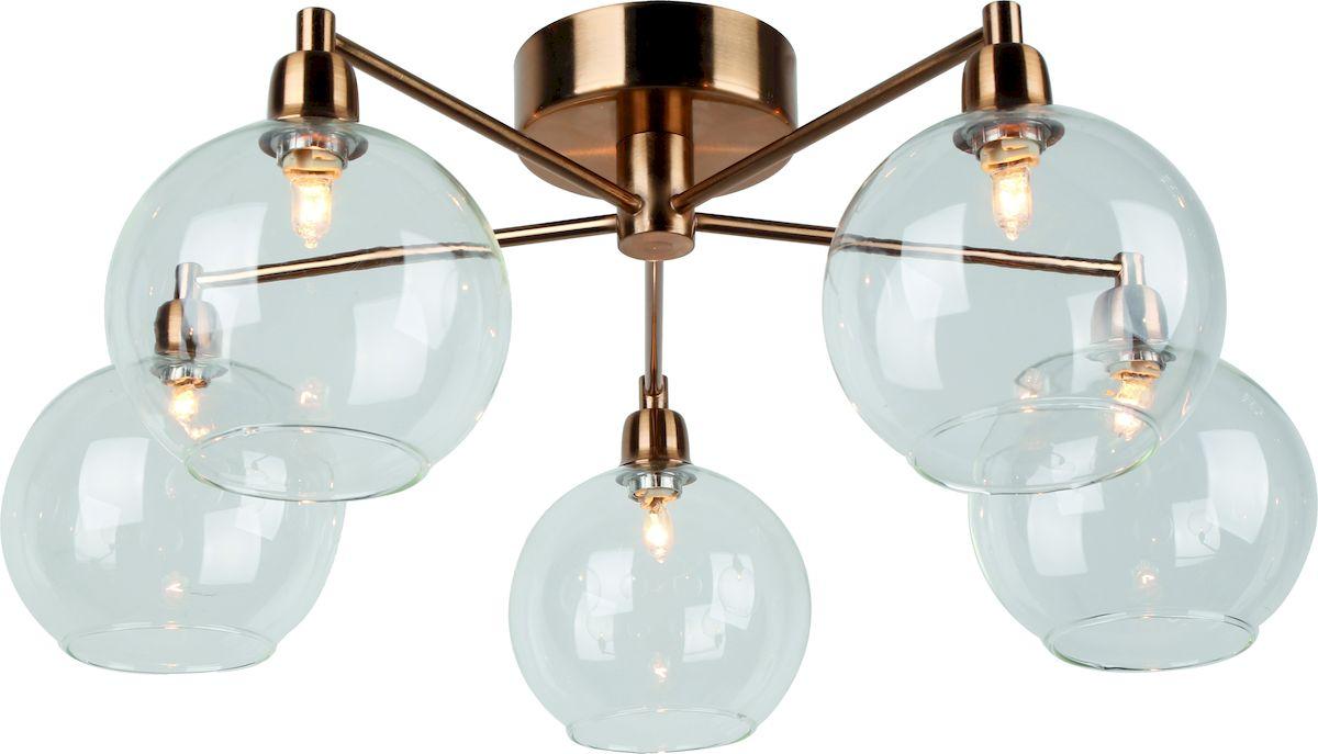 Светильник потолочный Arte Lamp ROSARIA A8564PL-5RBA8564PL-5RB