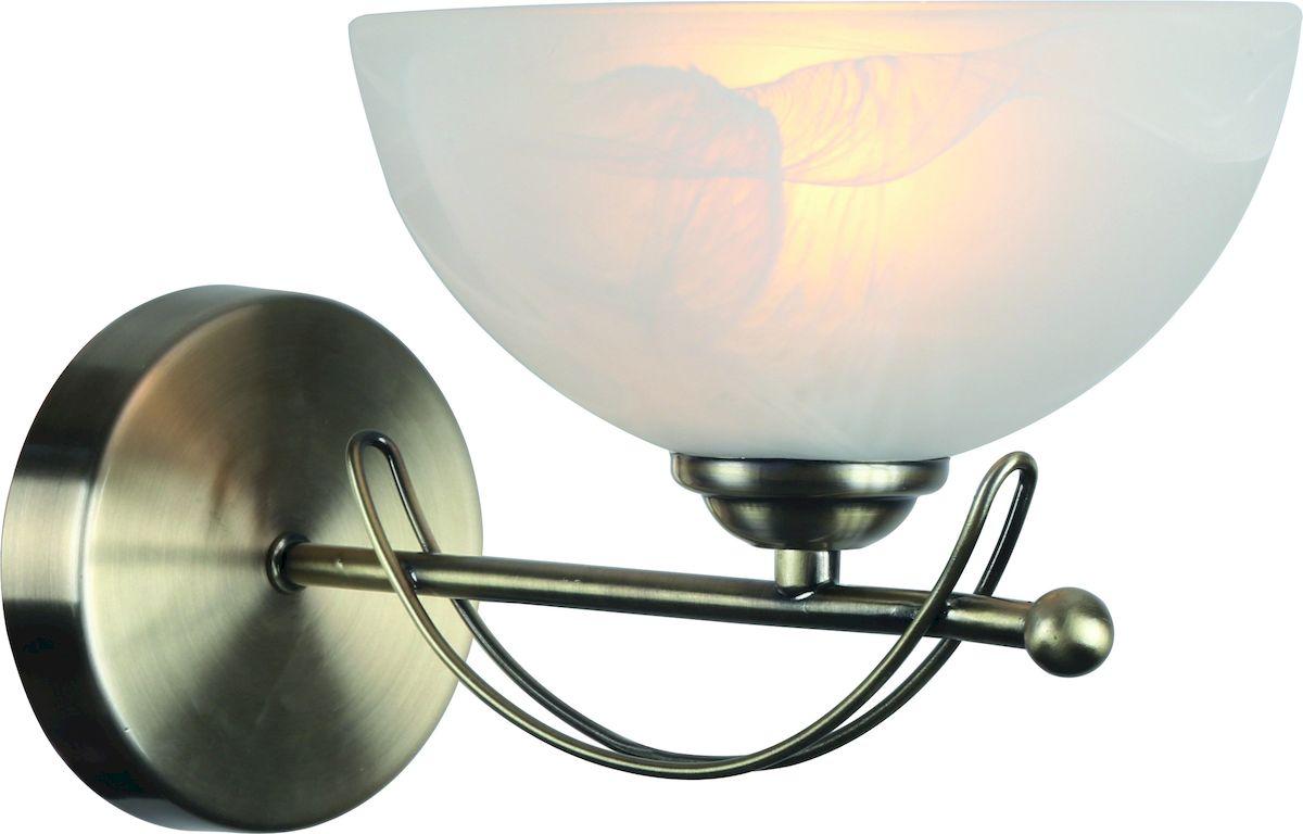 Светильник настенный Arte Lamp NINNA A8615AP-1ABA8615AP-1AB