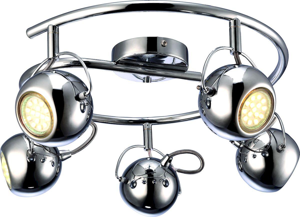 Светильник потолочный Arte Lamp SPIA A9128PL-5CCA9128PL-5CC