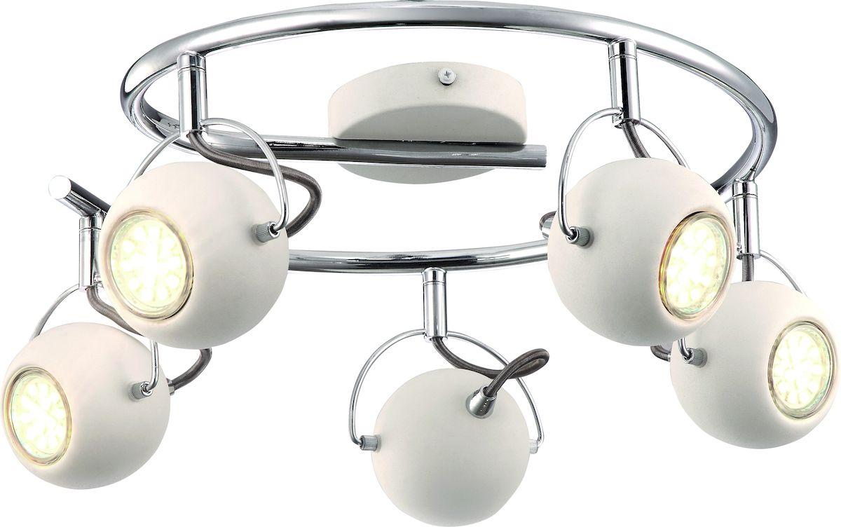 Светильник потолочный Arte Lamp SPIA A9128PL-5WHA9128PL-5WH