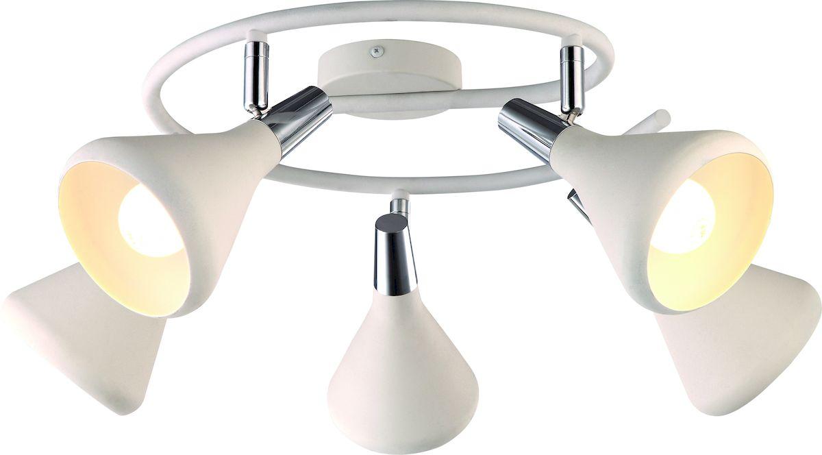 Светильник потолочный Arte Lamp CICLONE A9155PL-5WHA9155PL-5WH