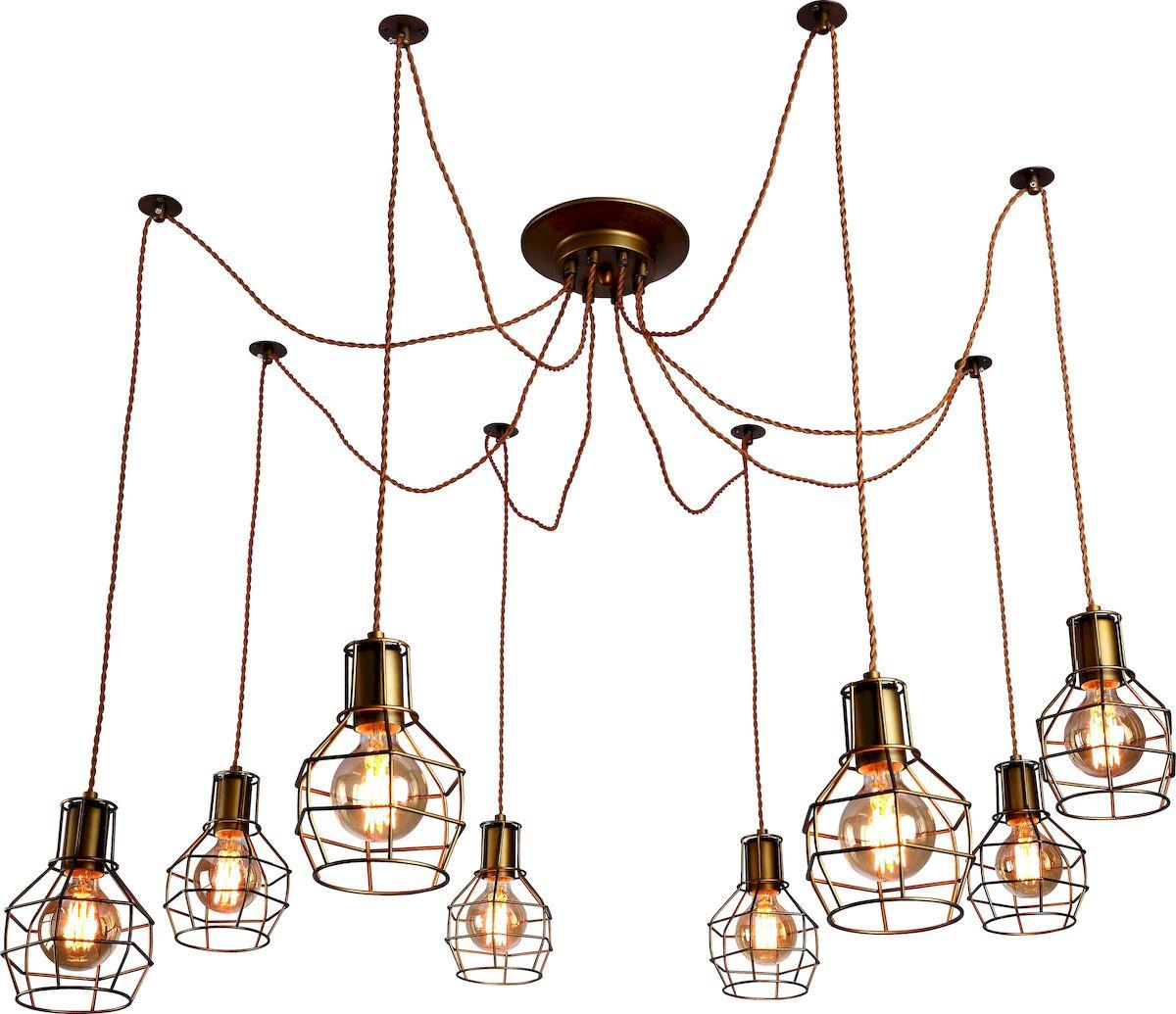 Светильник подвесной Arte Lamp INTERNO A9182SP-8BZA9182SP-8BZ