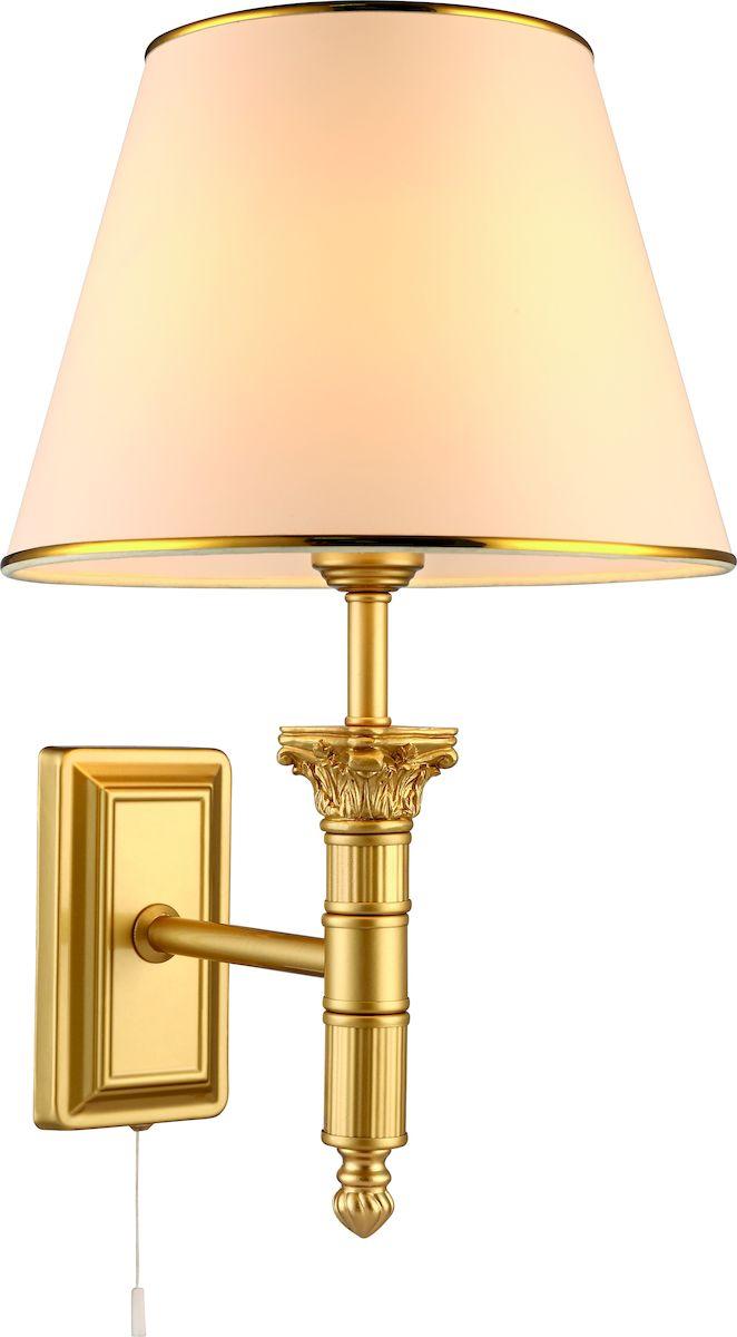 Светильник настенный Arte Lamp Budapest A9185AP-1SGA9185AP-1SG