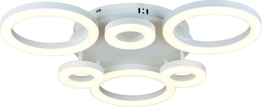 Светильник потолочный Arte Lamp NASTRO A9228PL-6WHA9228PL-6WH