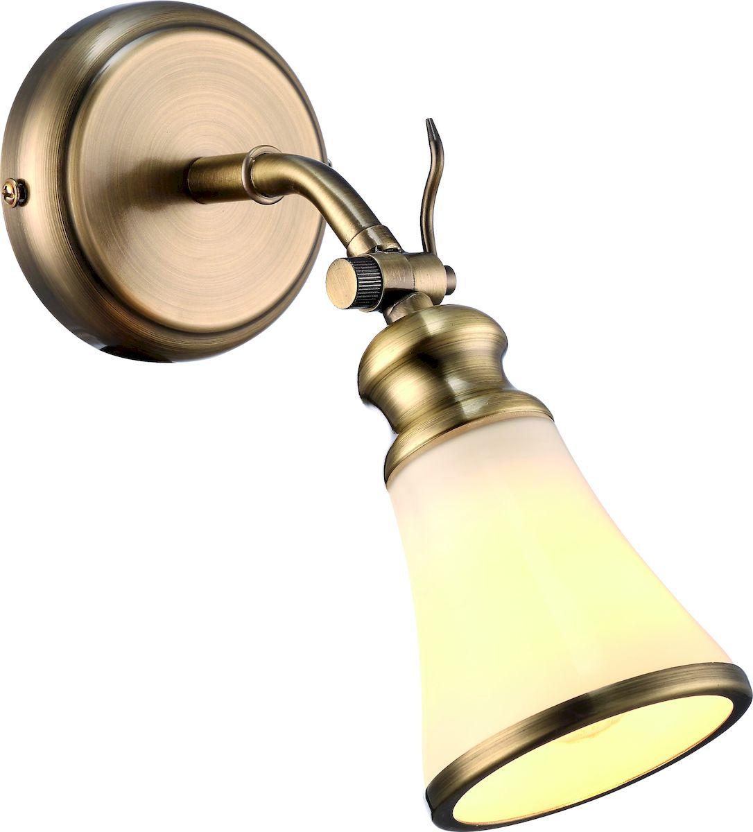 Светильник настенный Arte Lamp VENTO A9231AP-1ABA9231AP-1AB