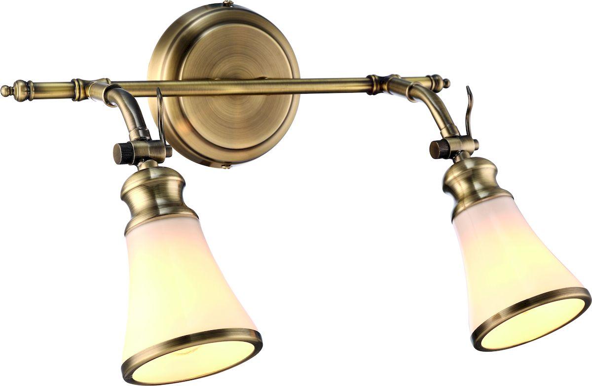 Светильник настенный Arte Lamp VENTO A9231AP-2ABA9231AP-2AB