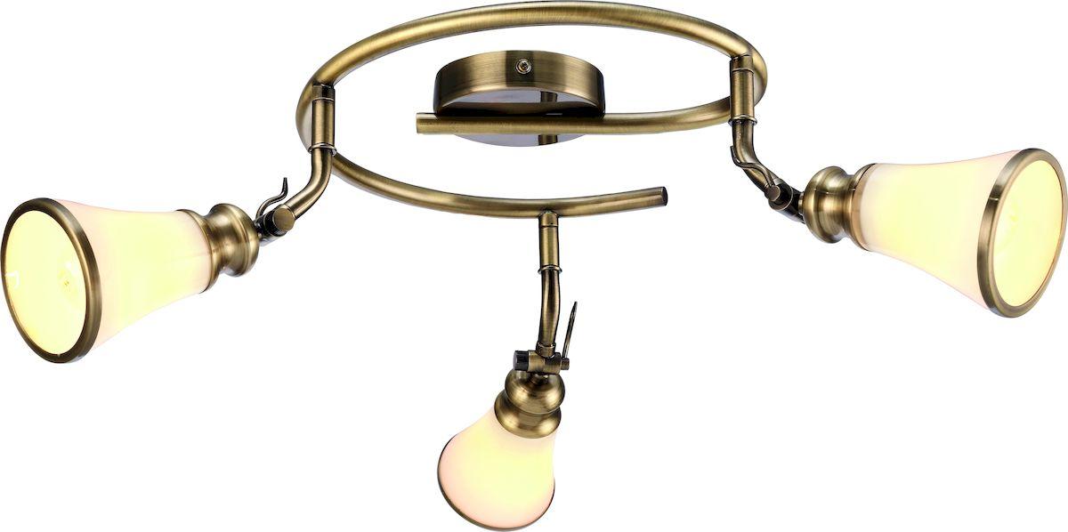 Светильник потолочный Arte Lamp VENTO A9231PL-3ABA9231PL-3AB