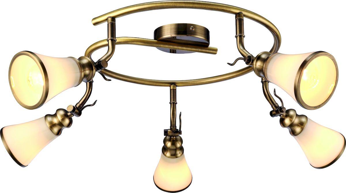 Светильник потолочный Arte Lamp VENTO A9231PL-5ABA9231PL-5AB