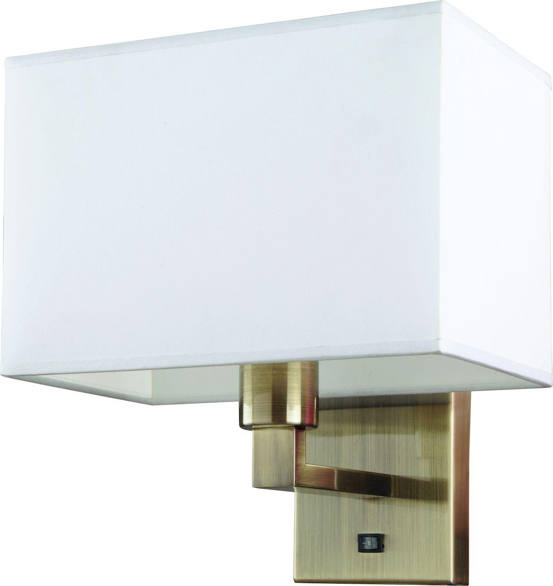 Светильник настенный Arte Lamp Hall A9248AP-1ABA9248AP-1AB