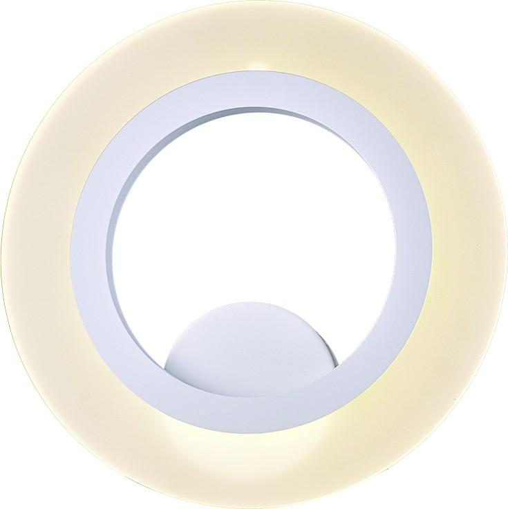 Светильник настенный Arte Lamp ROTONDO A9300AP-1WHA9300AP-1WH