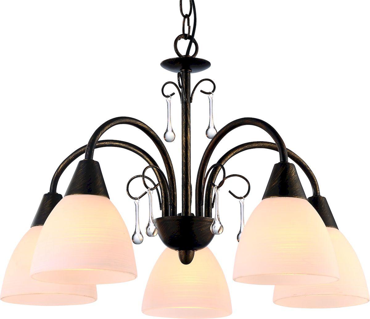 Светильник подвесной Arte Lamp SEGRETO A9312LM-5BRA9312LM-5BR