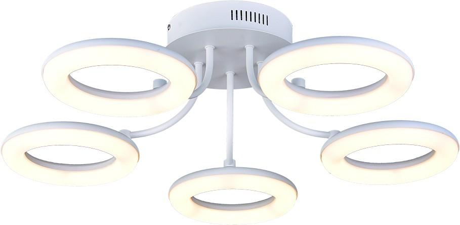 Светильник потолочный Arte Lamp NASTRO A9358PL-5WHA9358PL-5WH