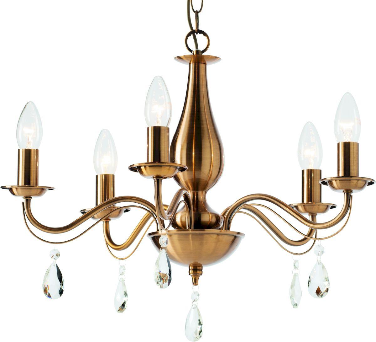 Светильник подвесной Arte Lamp AMULETO A9369LM-5RBA9369LM-5RB