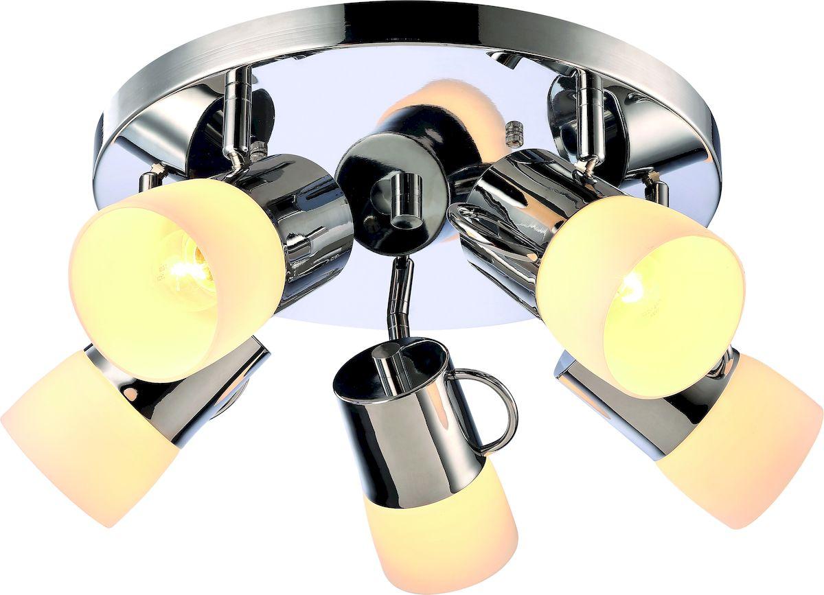 Светильник потолочный Arte Lamp BANCONE A9485PL-5CCA9485PL-5CC